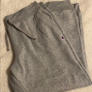 Champion Jogger Set-Includes: Sweatshirt & Joggers